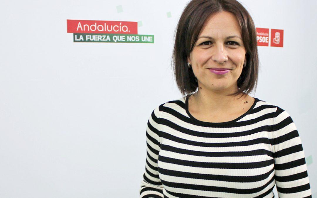 """Uceda advierte que el paro femenino ha subido 4 puntos con el PP y alerta de """"la inminente y dramática campaña de la aceituna que se avecina para las mujeres"""""""