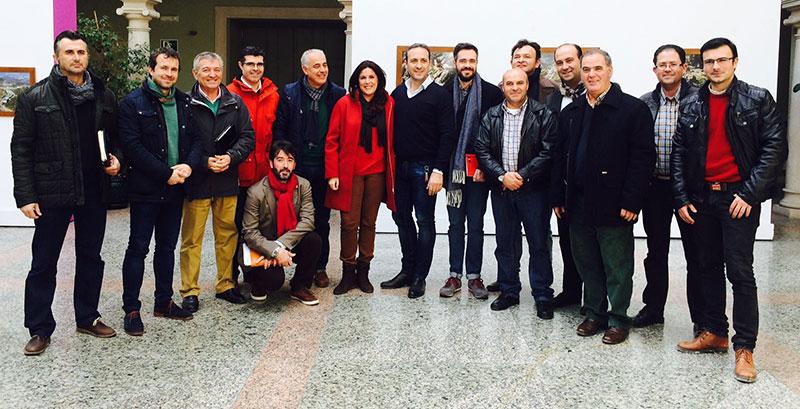 Férriz destaca que la comarca de Cazorla recibirá más de 1 millón de euros para crear empleo