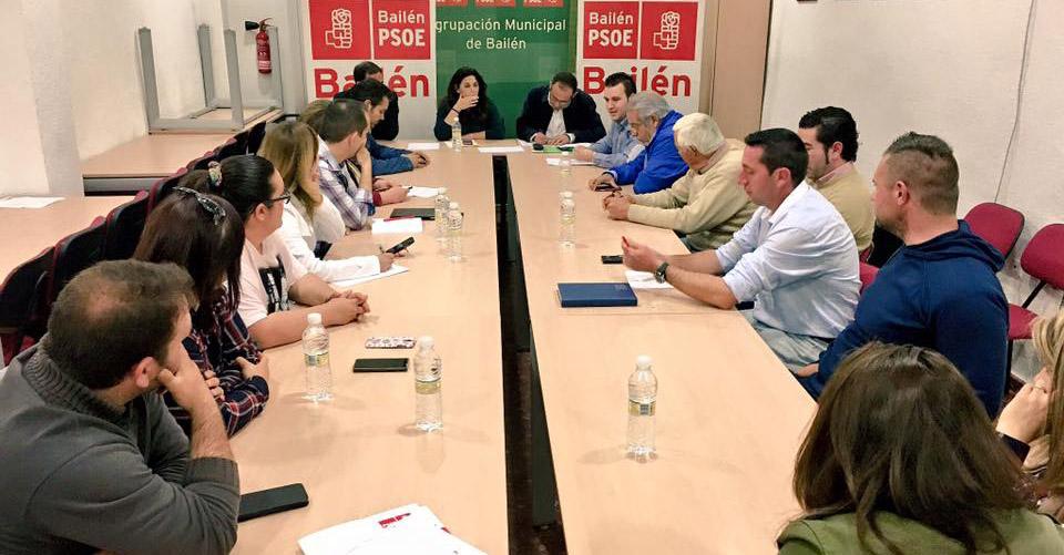 El PSOE de Jaén inicia una ronda de comités comarcales para planificar el trabajo de cara a los próximos meses