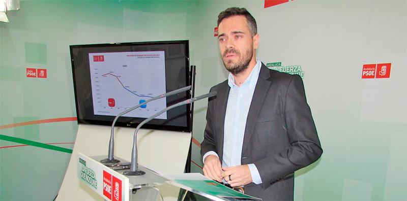 Recorte salarial acumulado de más de 4.600 euros para los trabajadores de la provincia de Jaén desde que gobierna el PP