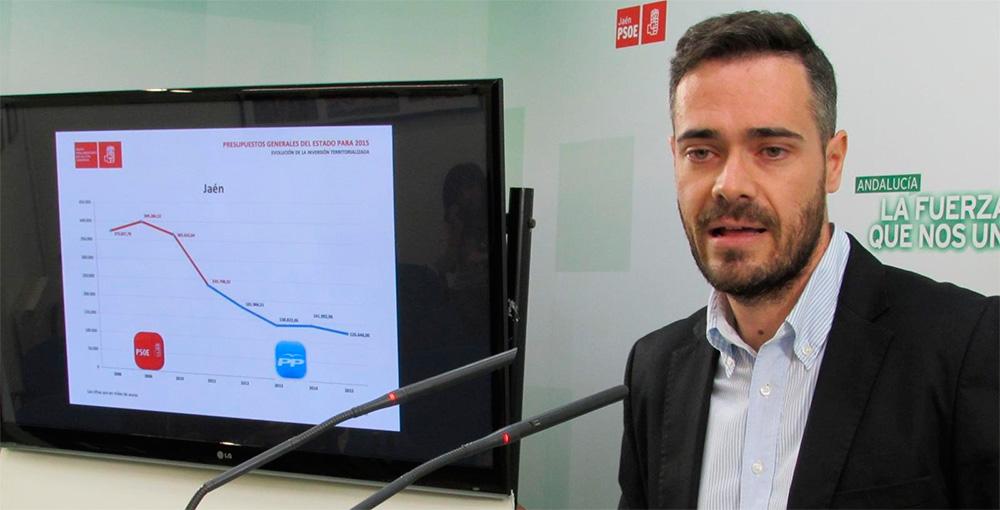 El Grupo Parlamentario Socialista de Andalucía presenta 19 iniciativas en el Congreso, entre ellas la reactivación de la A-32 y las ayudas asociadas para el olivar de pendiente