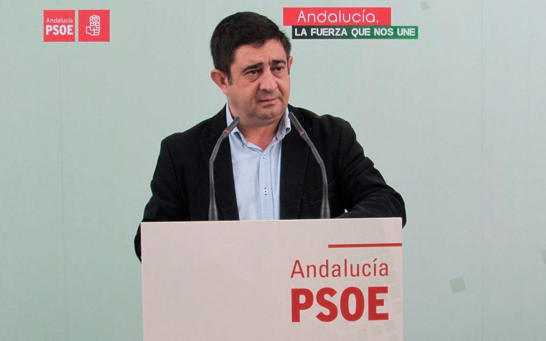 """Reyes critica el """"ninguneo"""" del PP al Corredor Central Ferroviario que pasa por la provincia"""