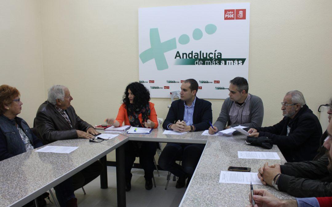 El Parlamento andaluz debatirá el jueves una PNL del PSOE en defensa de los emigrantes retornados
