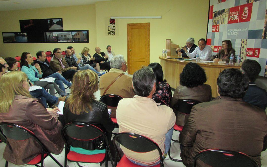 La Ejecutiva Provincial ratifica la candidatura de diciembre para las generales del 26-J