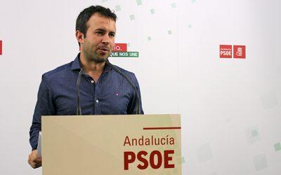 """Millán valora el compromiso de la Junta con la A-315 y lo opone al """"engaño continuo"""" del gobierno del PP con la A-32"""