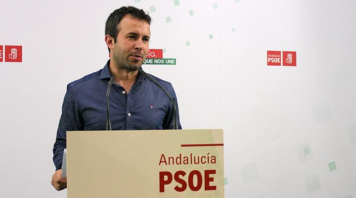"""Millán valora el compromiso de la Junta con los autónomos """"frente a la palabrería y las mentiras del PP"""""""