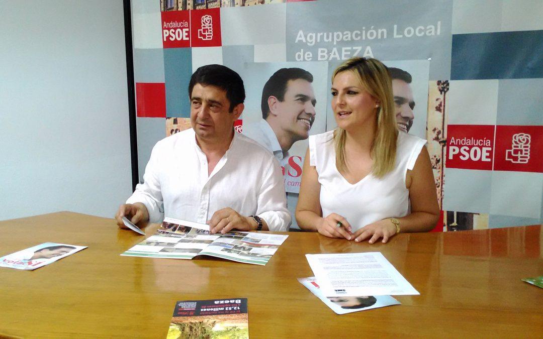 Reyes: «Jaén no merece a un violento como Cañamero»