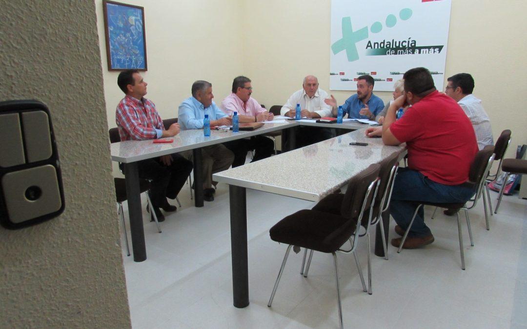 Tropelía del Gobierno del PP: le reclama 3 millones de euros a 700 familias de Úbeda, Villacarrillo y Santo Tomé por obras de modernización de regadíos