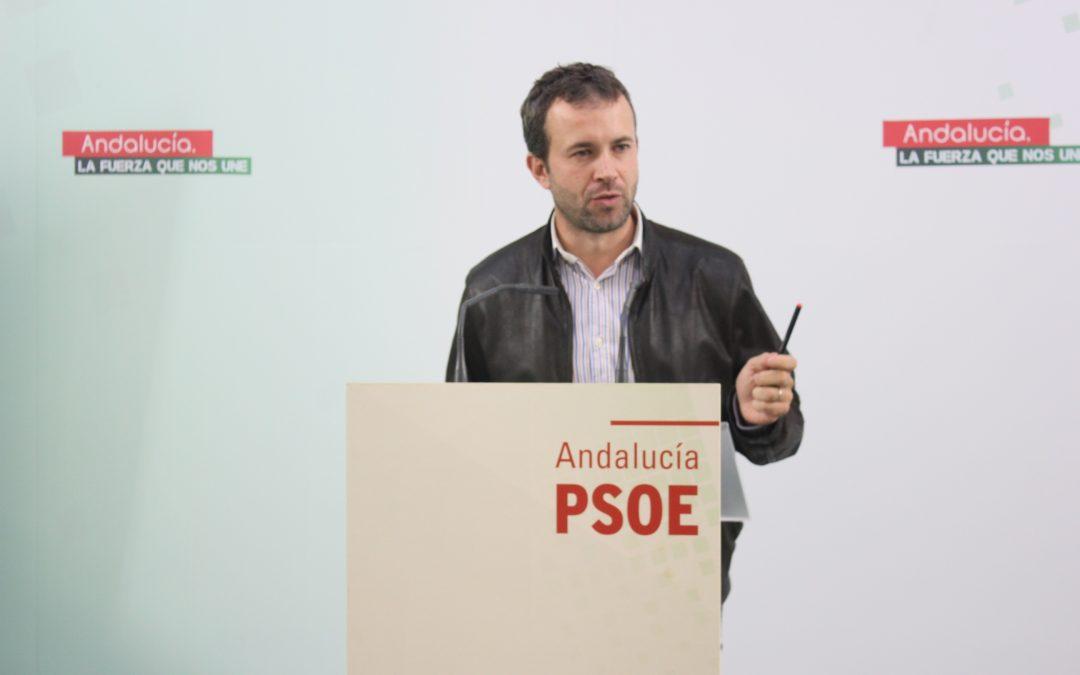 """Millán aconseja al PP que reivindique el enlace de la A-32 con Baeza en lugar de hacer """"chistes malos"""" sobre la Autovía del Olivar"""
