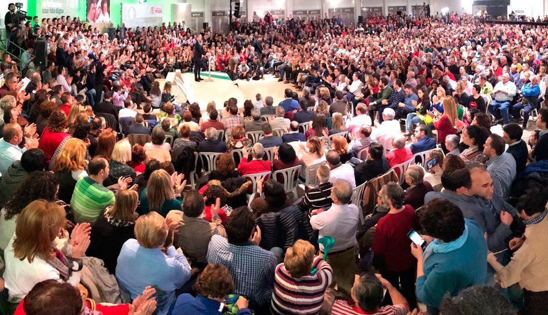 """El PSOE celebra los 10 años de La Ley de la Dependencia por """"haber conseguido darle igualdad y dignidad a cientos de miles de hombres y mujeres en España"""""""