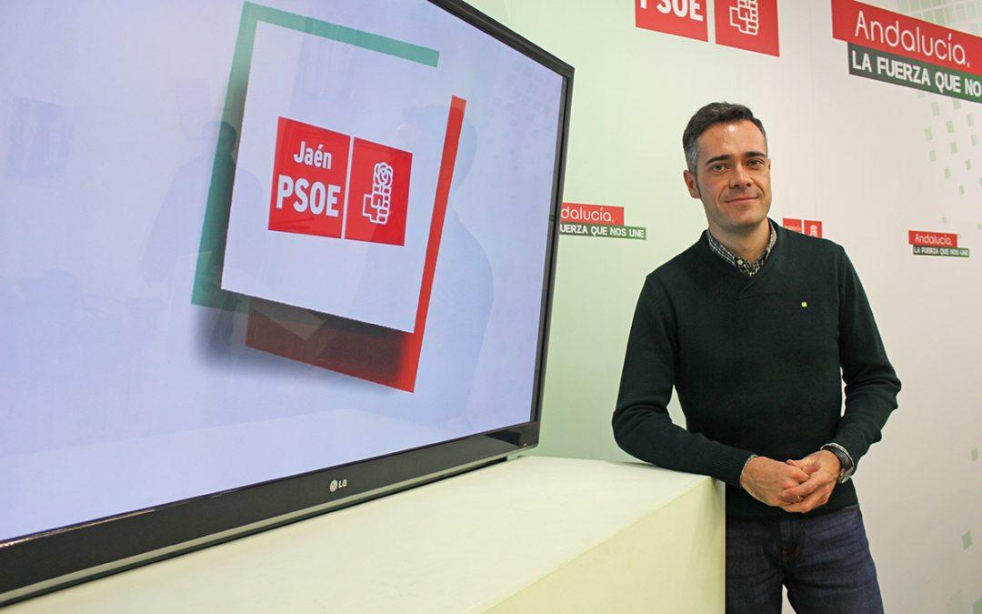"""Sicilia denuncia """"el nuevo sablazo"""" del PP al corredor central y exige """"inversiones y obras"""" en la conexión Jaén-Madrid"""