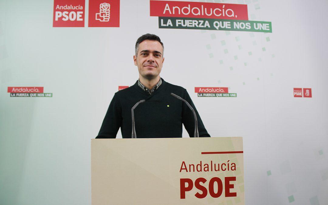 """Sicilia cree que De Moya tendría ponerse """"colorado"""" con los PGE: """"debería arreglarlos antes de volver a Jaén a vender humo"""""""