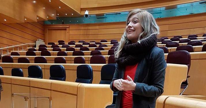 Berja denuncia el recorte de subvenciones para promover la igualdad en el ámbito académico y de la empresa y presenta una moción para exigir su recuperación