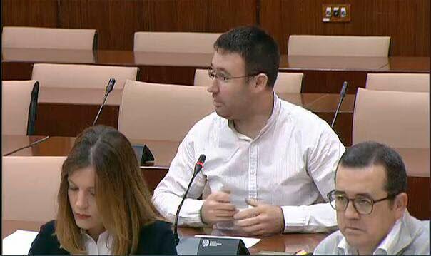 """Campos acusa al Gobierno de """"condenar al ostracismo"""" a la estación de Linares-Baeza y exige al PP de Linares que aclare """"si es cómplice de este desmantelamiento"""""""