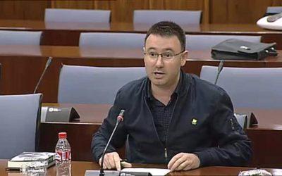 """Campos valora la apuesta del Gobierno andaluz por las energías renovables: """"La provincia tiene mucho que ganar"""""""