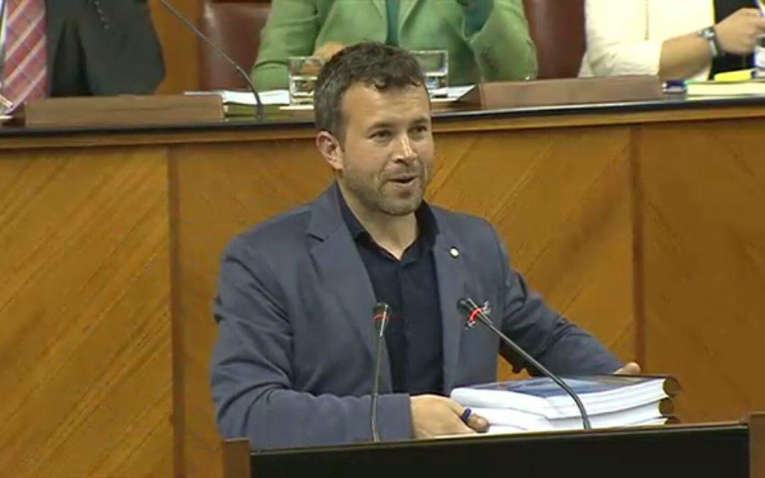 Millán subraya que el PSOE no ha votado en contra del cierre de la cantera Fuente de la Peña