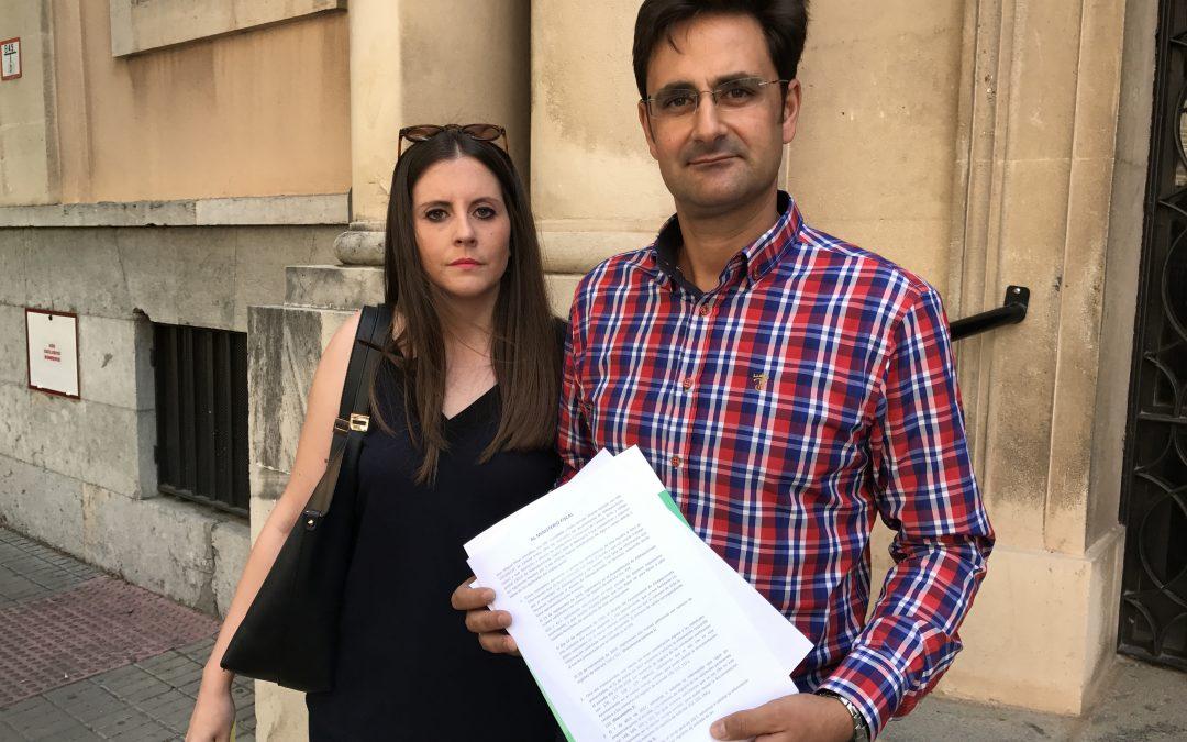 El PSOE de Aldeaquemada denuncia en Fiscalía la actitud obstruccionista del alcalde del PP al negar reiteradamente información municipal a la oposición