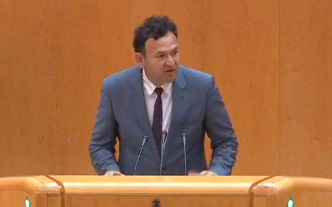 Zelaya reclama más apoyo del Gobierno a las personas celiacas