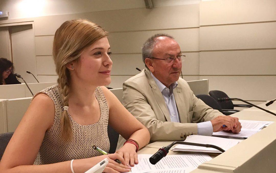 """El PSOE acusa al gobierno del PP de """"dejar morir"""" el polvorín de Vadollano"""