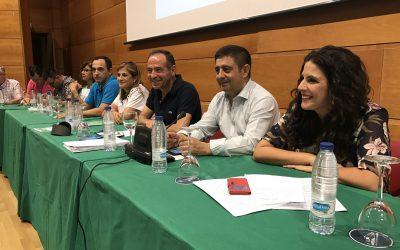 El Congreso Extraordinario aprueba la lista de 61 delegados encabezada por Francisco Reyes con un 88,3% de apoyo
