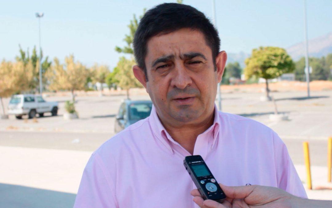 Reyes encabeza la delegación de 61 militantes del PSOE de Jaén al Congreso Regional del PSOE de Andalucía