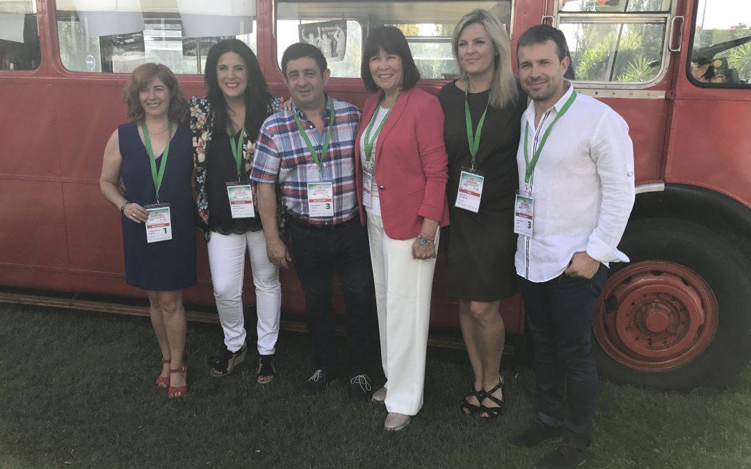 Reyes: «El PSOE-A reafirma su compromiso con la igualdad, la libertad y la transformación de Andalucía»