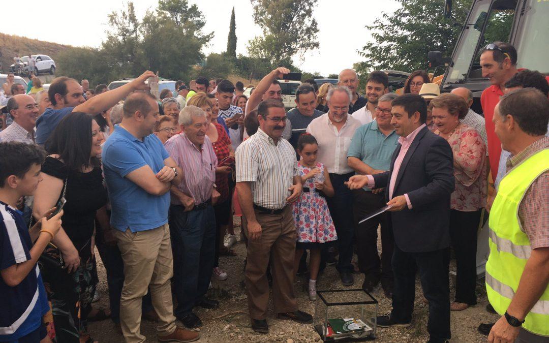 Satisfacción en PSOE de Torreblascopedro y de Villatorres por el inicio de las obras del vado