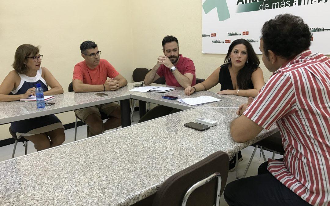 """Férriz acusa al Gobierno del PP de """"expulsar a la provincia de los mapas ferroviarios"""""""
