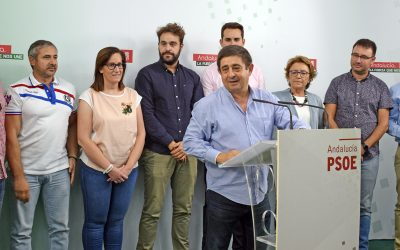 """Reyes agradece el apoyo de 4.032 militantes para su reelección como secretario general y asume la responsabilidad con """"trabajo, trabajo y más trabajo"""""""