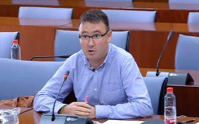 """Campos asegura que Linares """"va a tener solución"""", defiende el compromiso de la Junta y exige la implicación del Gobierno"""