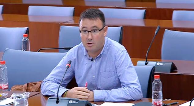 """Campos valora el compromiso cumplido de la Junta con la ITI y admite """"incertidumbre"""" sobre la posición del Gobierno de España"""