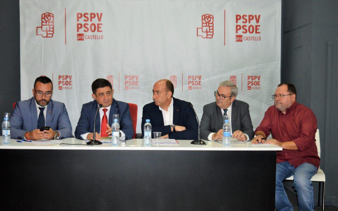 El PSOE pide al Gobierno de Rajoy que permita a las corporaciones locales gastar el superávit y los remanentes