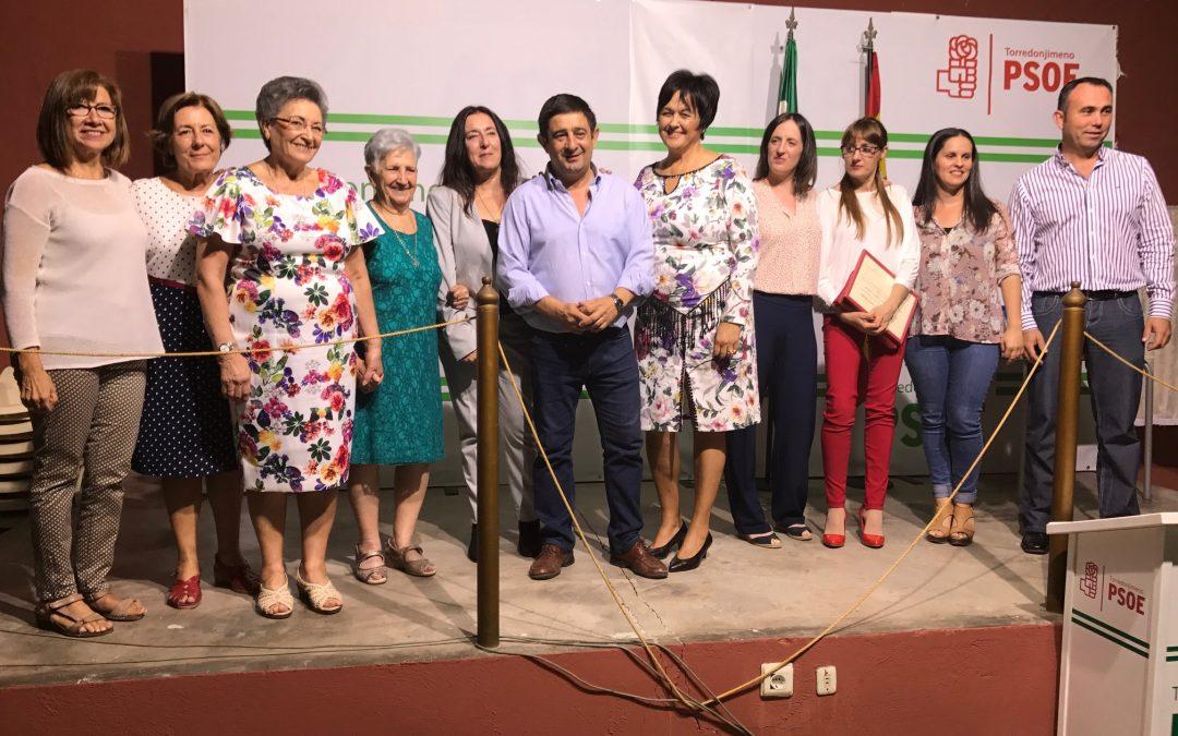 """Reyes llama """"a defender y proteger"""" el medio rural y valora el papel fundamental de las mujeres"""