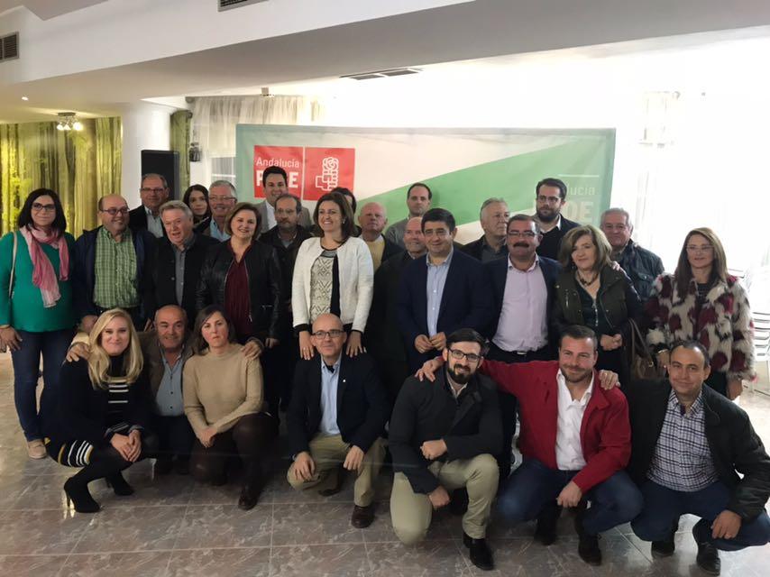 El PSOE de Peal de Becerro conmemora su 80 aniversario