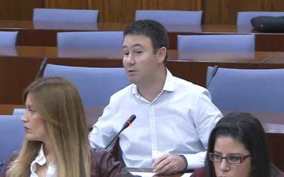El PP rechaza incrementar las Ayudas a la Reindustralización para Jaén