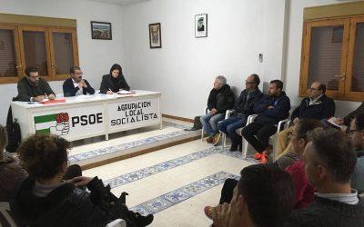 """El PSOE destaca la """"marca socialista"""" en el presupuesto de Peal de Becerro para 2018"""