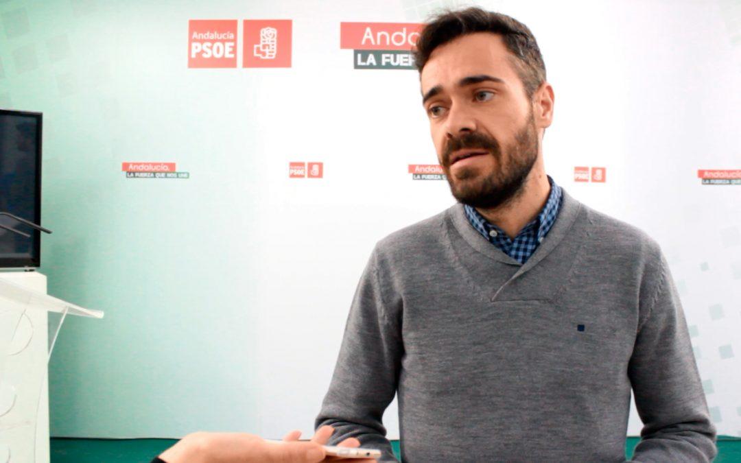 """El PSOE califica de """"vergonzoso"""" que el Gobierno lleve desde 2014 sin ejecutar las obras de Arroyo Encantado y le exige que actúe de una vez y con urgencia"""
