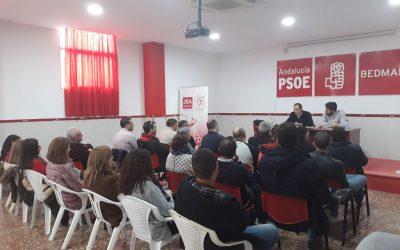 La comarca de Mágina recibe 41,5 millones de euros del Gobierno andaluz con cargo a la PATRICA