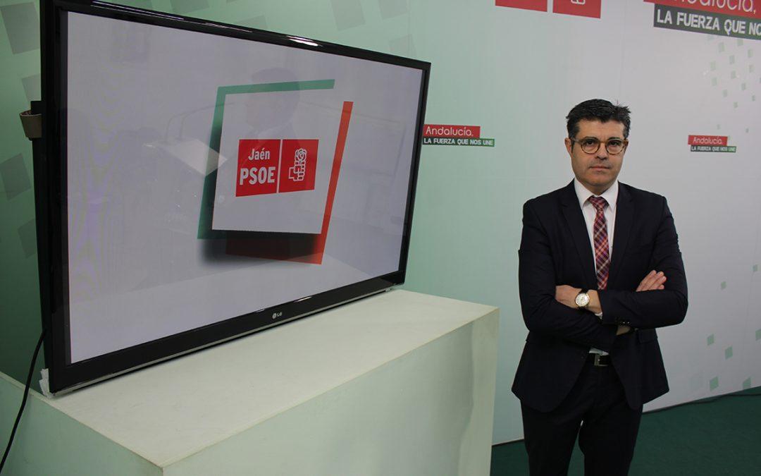 El PSOE registra preguntas al Gobierno sobre la línea Jaén-Madrid, la conexión con Granada y la suspensión de servicios ferroviarios que afecta a Linares-Baeza