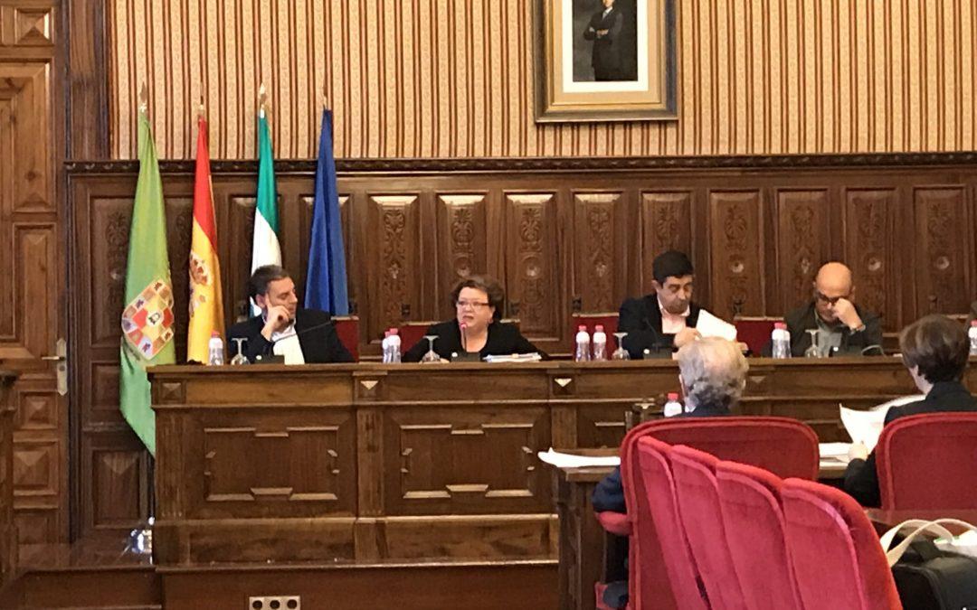 La Diputación pide al Gobierno una ley contra la despoblación gracias a una moción del PSOE aprobada por unanimidad