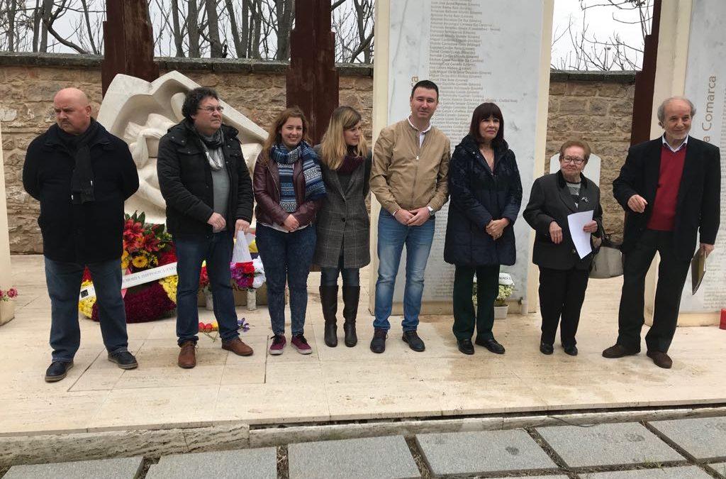 Micaela Navarro denuncia que Rajoy quiere convertir la Ley de Memoria Histórica «en la ley de olvido histórico»