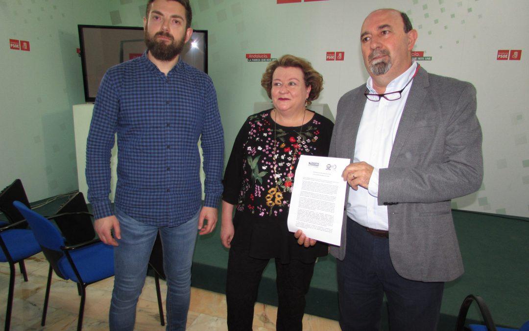 """PSOE, UGT y CCOO presentan una moción en defensa de Correos frente a la """"liquidación"""" iniciada por el Gobierno del PP"""