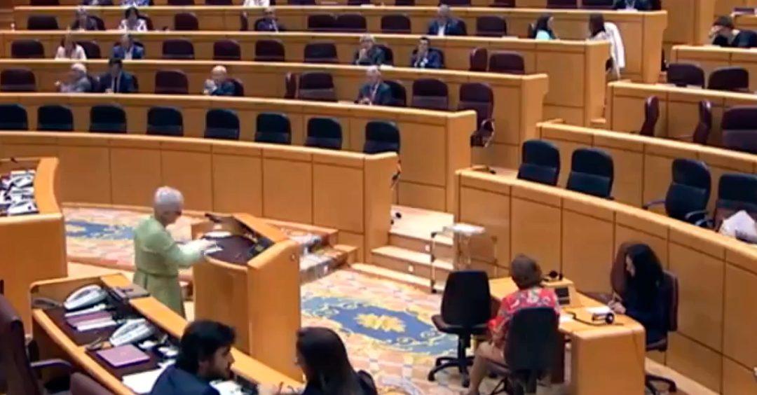 Víboras exige a la ministra que trabaje para mantener el nivel de ayudas de la PAC