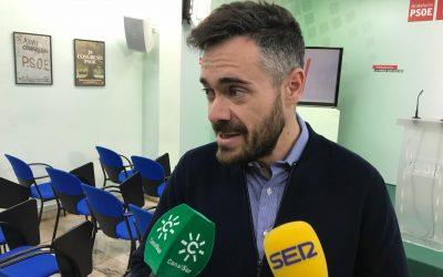El PSOE registra una batería de enmiendas para mejorar la inversión del Estado en la provincia