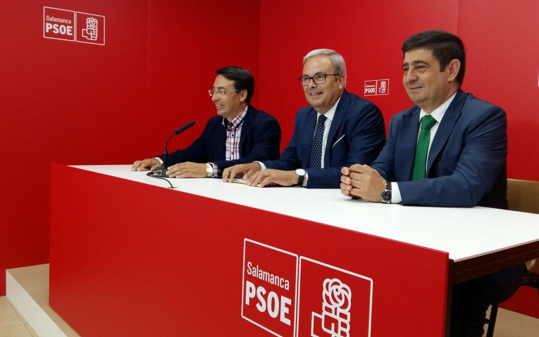 """Reyes: """"La sensibilidad del actual Gobierno de España con los ayuntamientos será totalmente distinta a la del PP"""""""