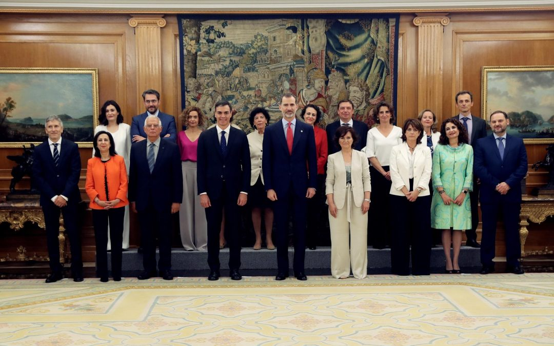 El PSOE de Jaén valora el «excelente» Gobierno de Pedro Sánchez