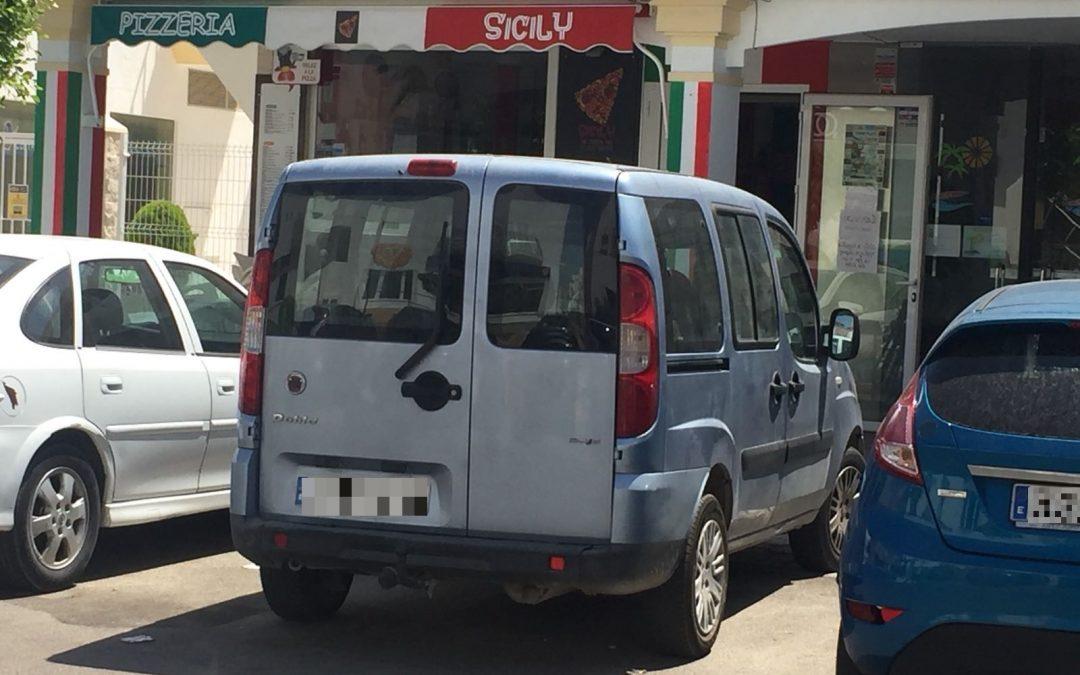 El PSOE de Jamilena pregunta si el coche del Ayuntamiento sigue en Vera