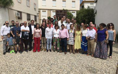 """Carmen Calvo, en Jaén: """"El PSOE es la columna vertebral de la modernidad de España"""""""
