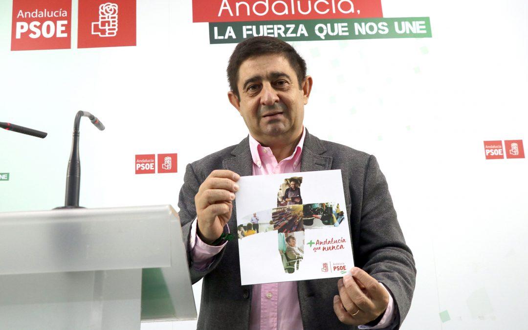 El Comité Director del PSOE-A ratifica la candidatura del PSOE de Jaén