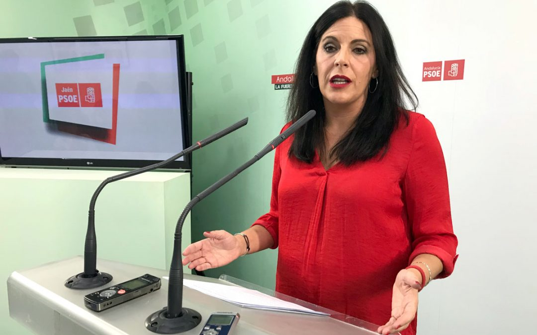 El PSOE cree que Moreno Bonilla ha confirmado hoy su fraude a Linares